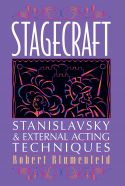 New York acting classes-Stagecraft -  a new book by Robert Blumenfeld