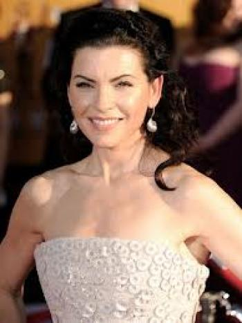 Julianna Margulies (Emmy, Golden Globe, SAG Award Winner) currently star of THE GOOD WIFE