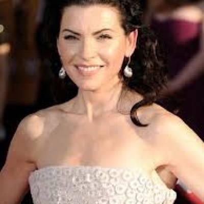 Julianna Margulies (Emmy, Golden Globe, SAG Award Winner) currently star of THE GOOD WIFE