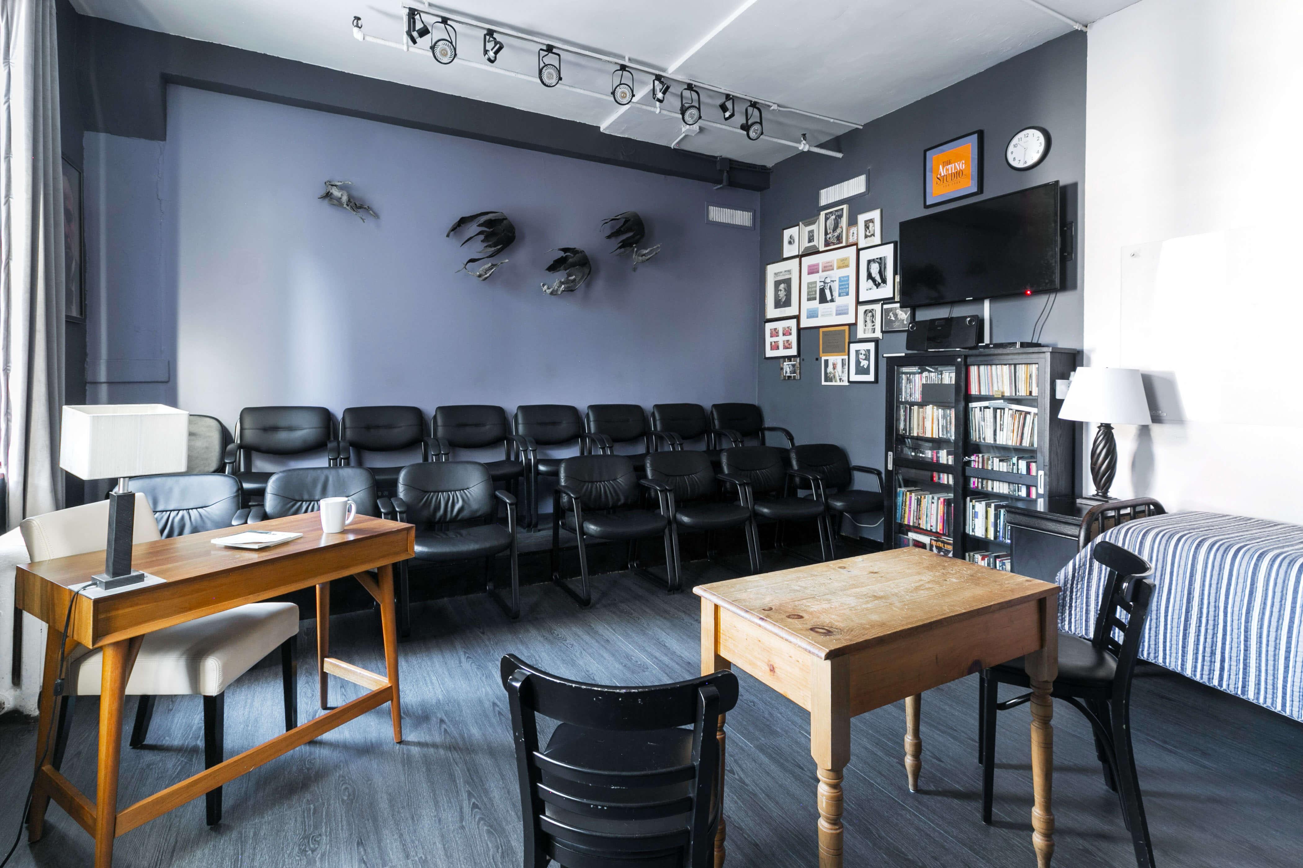 Nyc Acting Classes Facilities The Acting Studio New York Llc
